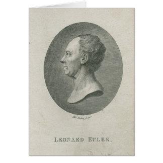 Leonhard Euler Felicitación