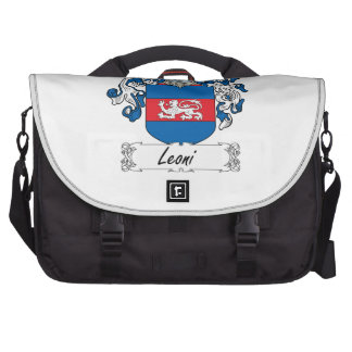 Leoni Family Crest Bags For Laptop