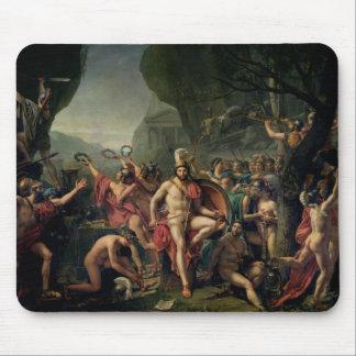 Leonidas at Thermopylae, 480 BC, 1814 Mouse Pad