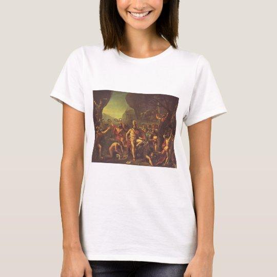 Leonidas at Thermopylae T-Shirt