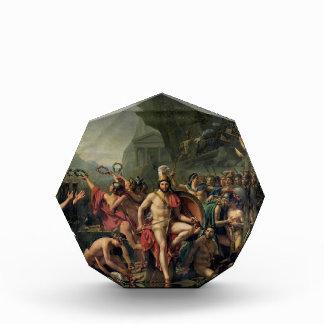 Leonidas en Thermopylae