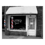 Leon's- McMinnville, Tennessee Posters