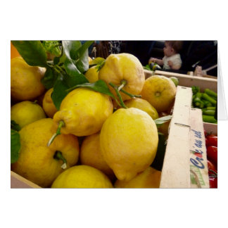 Leons! Notecard by Brad Hines