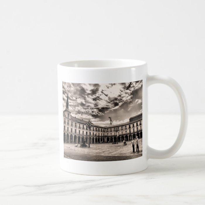 Leon's Plaza Mayor Coffee Mug