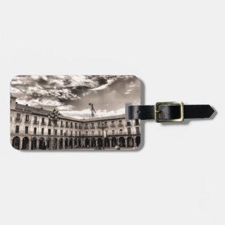 Leon's Plaza Mayor Bag Tags