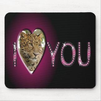 leopard-00177 tapetes de ratones