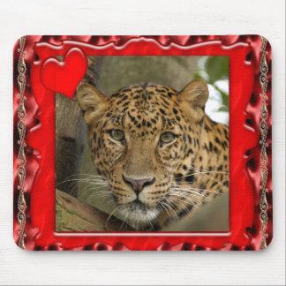 leopard-00232 tapetes de ratones