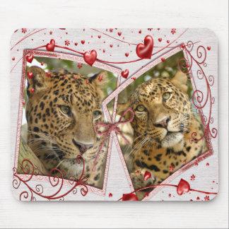 leopard-00239 tapete de ratones