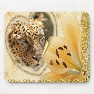 leopard-00255 tapetes de ratones