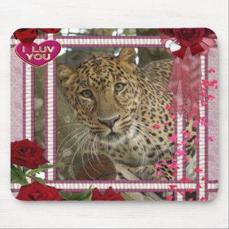 leopard-00281 tapete de ratones