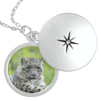 Leopard_2015_0310 Locket Necklace