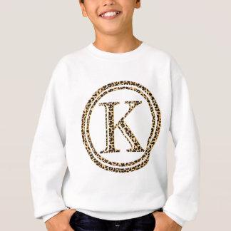 leopard alphabet K