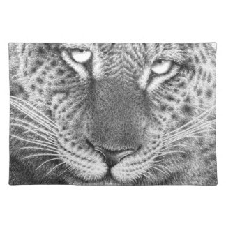 Leopard American MoJo Placemats