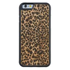 Leopard Animal Print Case at Zazzle