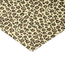 Leopard Animal Print Pattern Tissue Paper