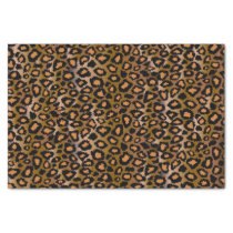 Leopard Animal Print Pattern Tissue Paper