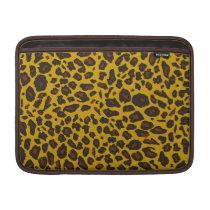 Leopard Animal Print Sleeve For MacBook Air