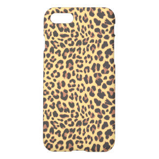 Leopard Animal Skin Pattern iPhone 8/7 Case