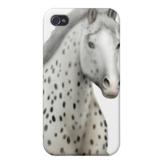 Leopard Appaloosa Horse Cases For iPhone 4