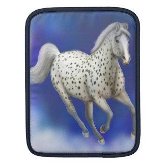 Leopard Appaloosa Horse iPad Rickshaw Sleeve