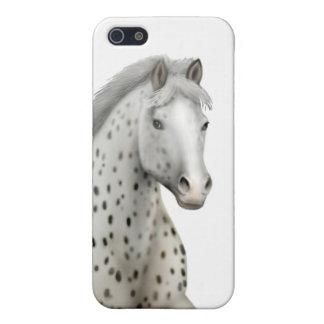 Leopard Appaloosa Horse iPhone SE/5/5s Case