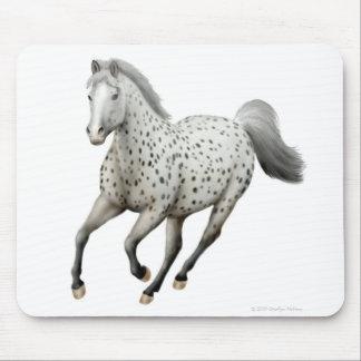 Leopard Appaloosa Horse Mousepad