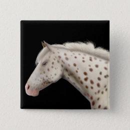 Leopard Appaloosa Horse Pin