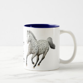 Leopard Appaloosa Love Customizable Mug