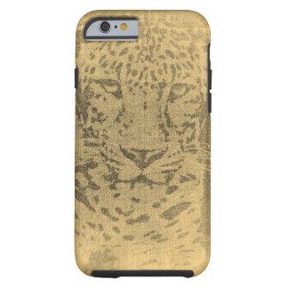 Leopard Art iPhone 6 Case