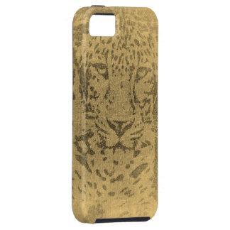 Leopard Art iPhone SE/5/5s Case