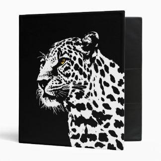 Leopard Avery Binder