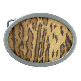 leopard belt buckle