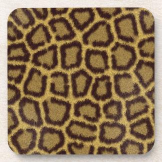 Leopard Beverage Coaster