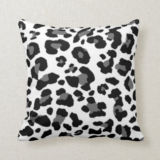 Leopard Bikini Throw Pillow