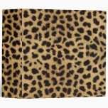 Leopard Binder