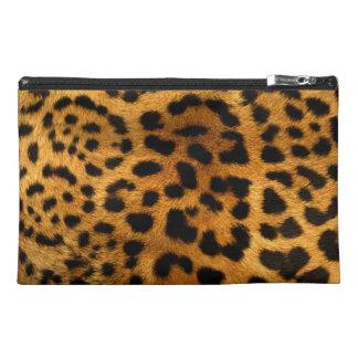 Leopard Body Fur Skin Case Cover Travel Accessories Bags