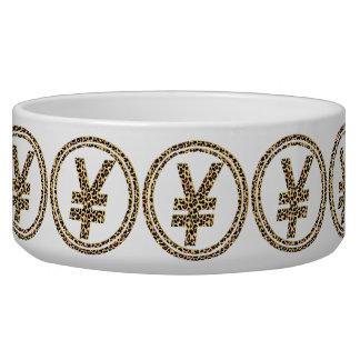 Leopard ¥ bowl