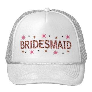 Leopard Bridesmaid Trucker Hat