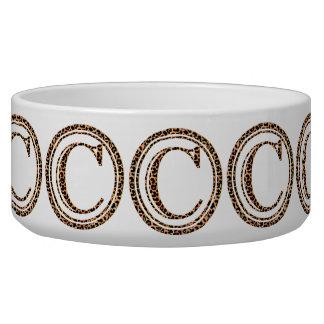 leopard C Bowl