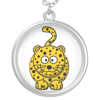 Leopard Cartoon Necklace