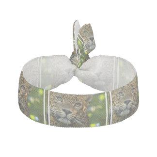 Leopard Cat Hair Tie