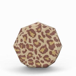 Leopard Cheetah Print Award