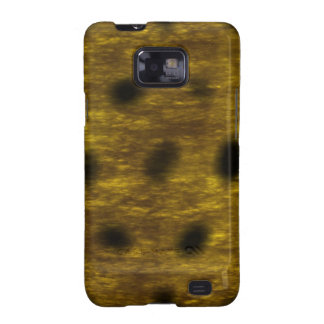 Leopard Cheetah Print Patterned Samsung Galaxy SII Case