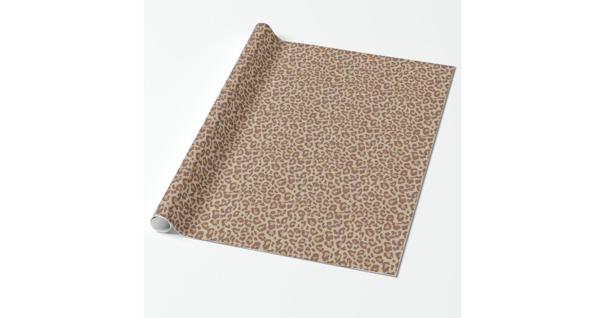 cheetah wrapping paper Starts at just $5 upload your own unique designs and print on custom fabric, custom wallpaper and custom gift wrap with no minimum order requirements.