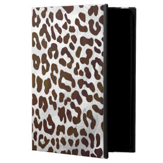 Leopard Chocolate Print Powis iPad Air 2 Case