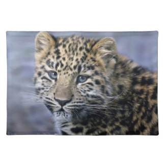 Leopard Cub Place Mat