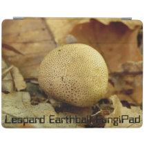 Leopard Earthball FungiPad Cover