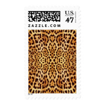 leopard, fur, skin, cats, animal, girly, elegant, fashion, trendy, stamp, cute, wild, popular, cool, funky, best, fashionata, trend, styl, postage, Stamp with custom graphic design