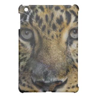 Leopard Face of Hunger iPad Mini Covers