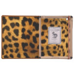 Leopard Faux Skin DODOcase iPad Cover - Gifts -